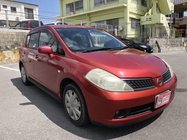「日産」「ティーダ」「コンパクトカー」「沖縄県」の中古車