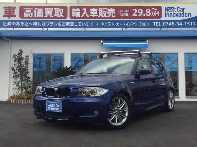 「BMW」「116i」「コンパクトカー」「奈良県」の中古車
