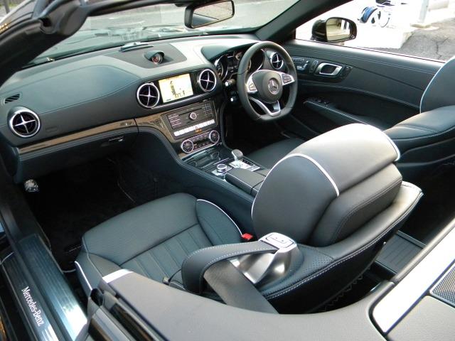 「メルセデスベンツ」「SL400」「オープンカー」「愛知県」の中古車3