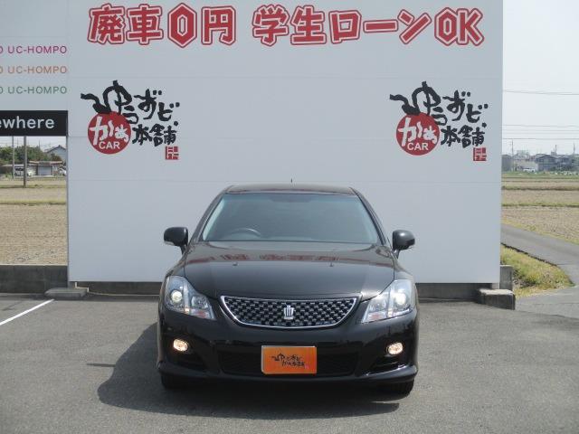 「トヨタ」「クラウンアスリート」「セダン」「愛知県」の中古車2