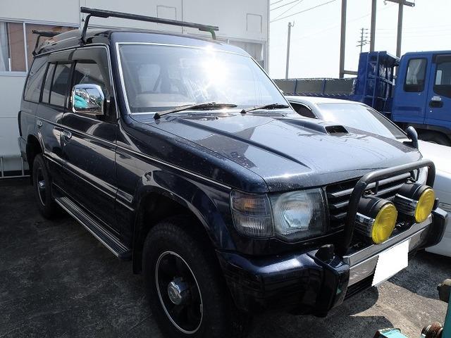 「三菱」「パジェロ」「SUV・クロカン」「徳島県」の中古車