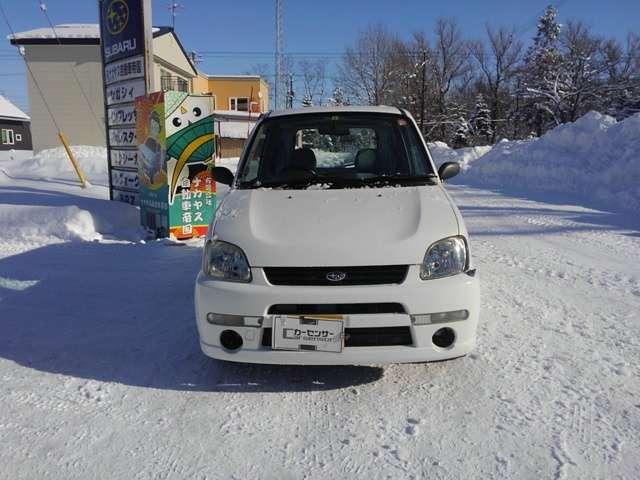 「スバル」「プレオ」「コンパクトカー」「北海道」の中古車8