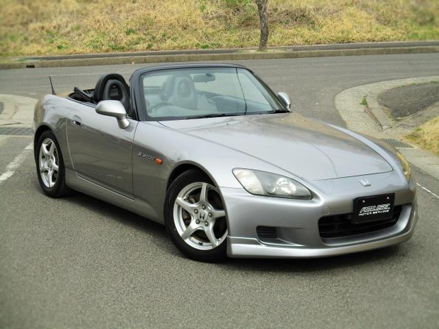 「ホンダ」「S2000」「オープンカー」「福島県」の中古車