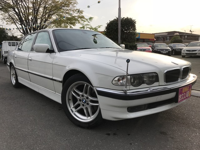 7シリーズ(BMW) 平成11年(1999年) 埼玉県