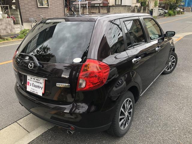 「マツダ」「ベリーサ」「コンパクトカー」「東京都」の中古車