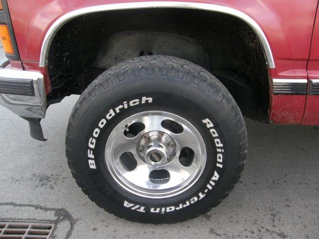 「シボレー」「K-1500」「SUV・クロカン」「北海道」の中古車9