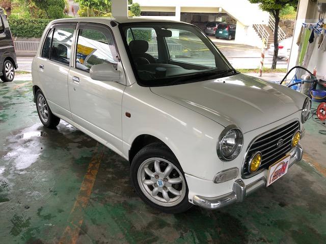 「ダイハツ」「ミラジーノ」「コンパクトカー」「沖縄県」の中古車