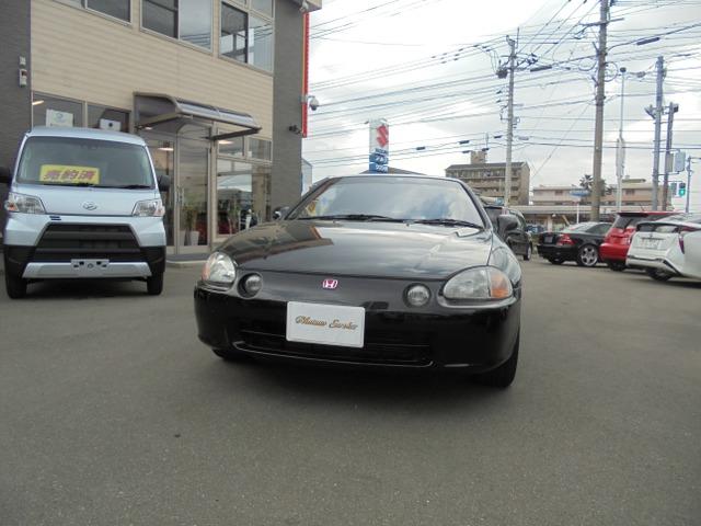 「ホンダ」「CR-Xデルソル」「オープンカー」「福岡県」の中古車