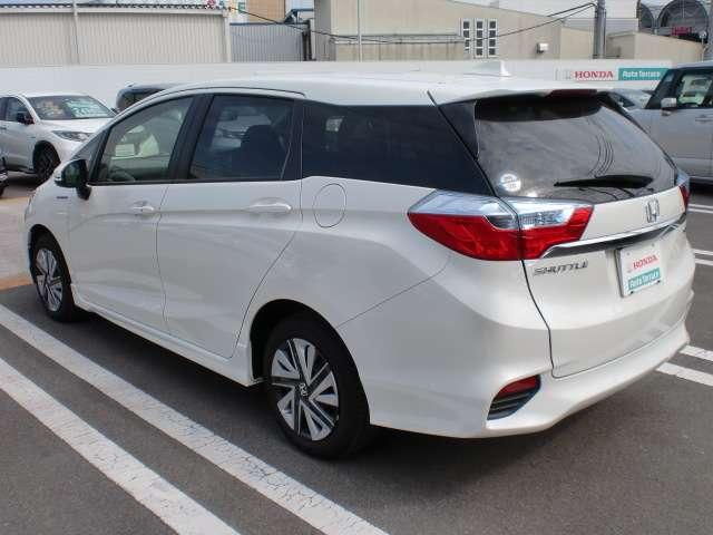 「ホンダ」「シャトル」「ステーションワゴン」「兵庫県」の中古車9