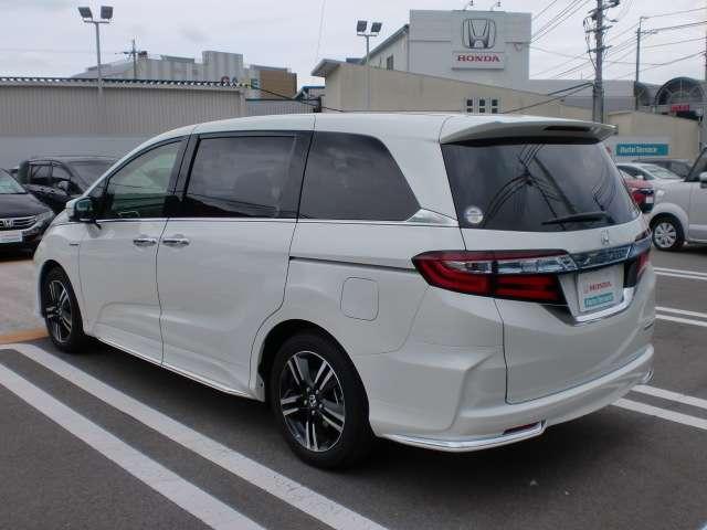 「ホンダ」「オデッセイ」「ミニバン・ワンボックス」「兵庫県」の中古車9