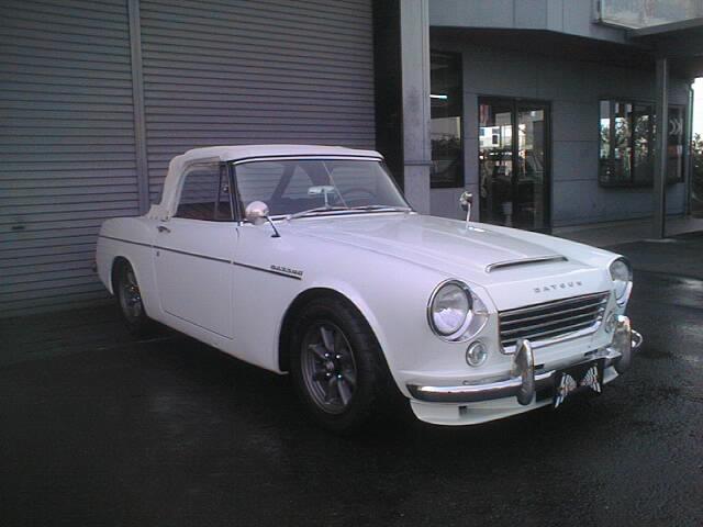 ダットサンフェアレディ(日産) 1600 SPL311 中古車画像