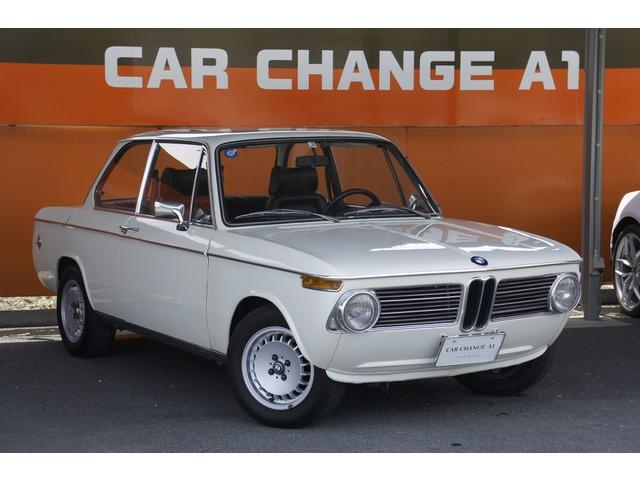 「BMW」「2002」「クーペ」「奈良県」の中古車