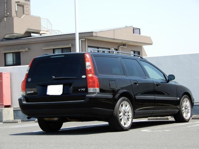 「ボルボ」「V70」「ステーションワゴン」「東京都」の中古車4