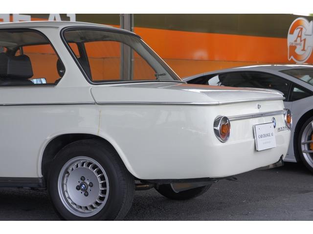 「BMW」「2002」「クーペ」「奈良県」の中古車4