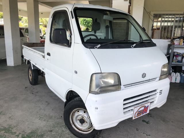 「スズキ」「キャリイ」「トラック」「沖縄県」の中古車