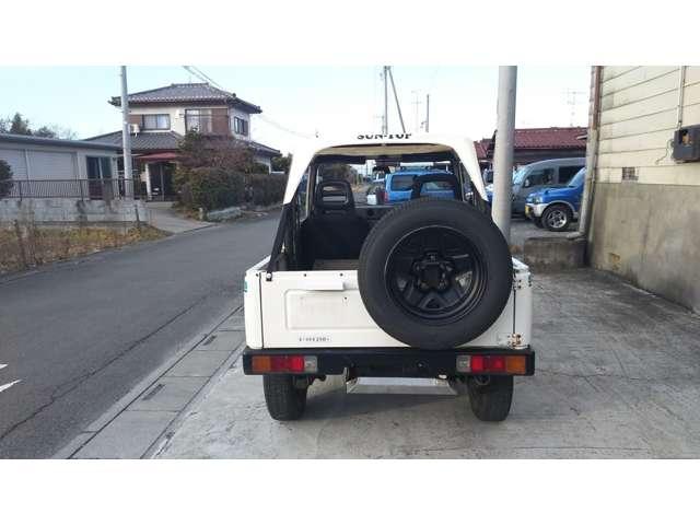 「スズキ」「ジムニー」「オープンカー」「埼玉県」の中古車