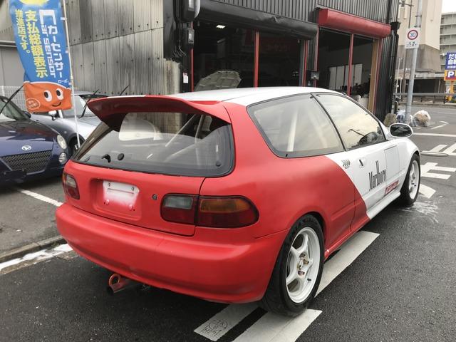 「ホンダ」「シビック」「コンパクトカー」「大阪府」の中古車8