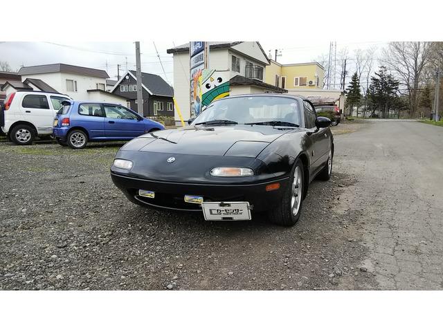 「北海道」の「マツダ」「ロードスター」「オープンカー」の中古車