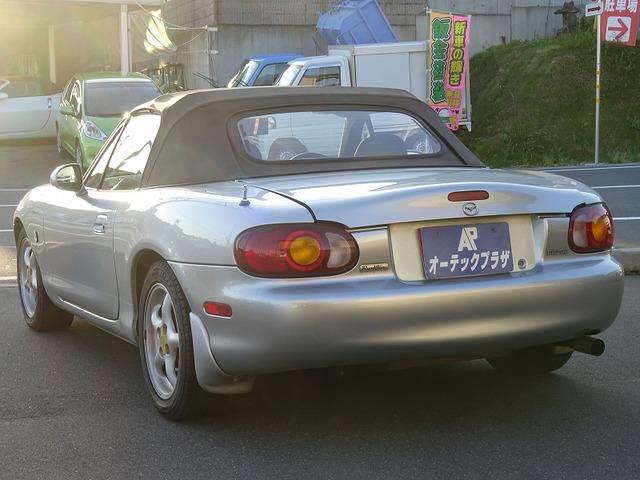 「マツダ」「ロードスター」「オープンカー」「茨城県」の中古車