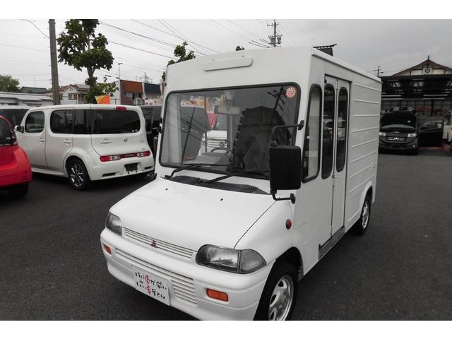 「三菱」「ミニカウォークスルーバン」「コンパクトカー」「愛知県」の中古車