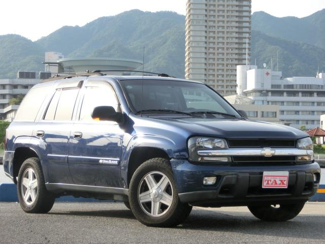 「シボレー」「トレイルブレイザー」「SUV・クロカン」「兵庫県」の中古車