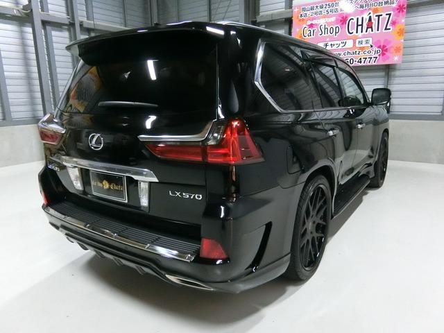 「レクサス」「LX570」「SUV・クロカン」「岡山県」の中古車7