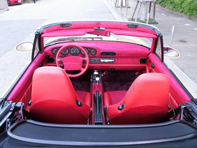 「ポルシェ」「911カブリオレ」「オープンカー」「兵庫県」の中古車