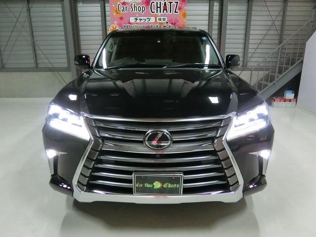 「レクサス」「LX570」「SUV・クロカン」「岡山県」の中古車2