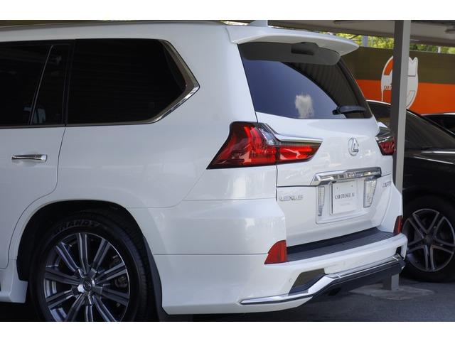 「レクサス」「LX570」「SUV・クロカン」「奈良県」の中古車4