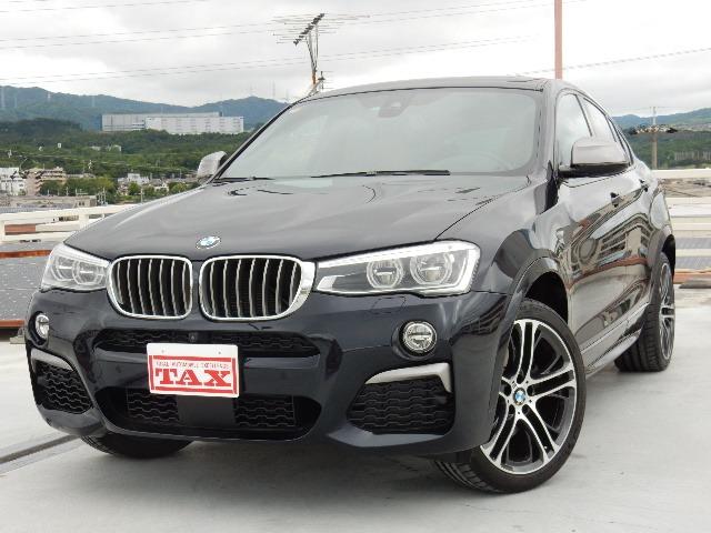 「BMW」「X4」「SUV・クロカン」「大阪府」の中古車