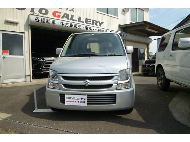 「スズキ」「ワゴンR」「軽自動車」「岐阜県」の中古車2