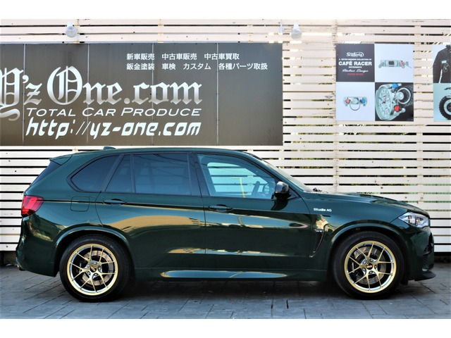 「BMW」「X5M」「ステーションワゴン」「兵庫県」の中古車4