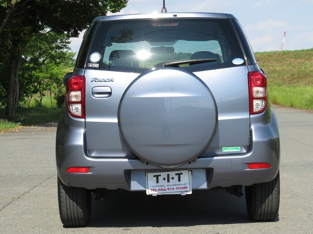 「トヨタ」「ラッシュ」「SUV・クロカン」「埼玉県」の中古車