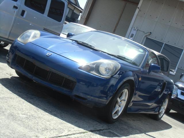 「トヨタ」「MR-S」「オープンカー」「佐賀県」の中古車