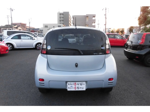 「トヨタ」「WiLL サイファ」「コンパクトカー」「愛知県」の中古車2