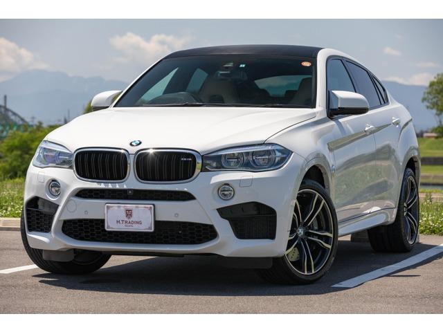 X6M(BMW)4.4 4WD 中古車画像