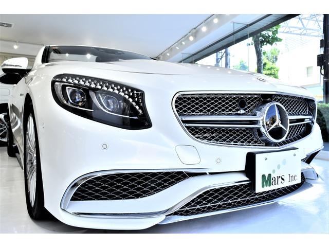 「メルセデスベンツ」「AMG S65カブリオレ」「オープンカー」「東京都」の中古車