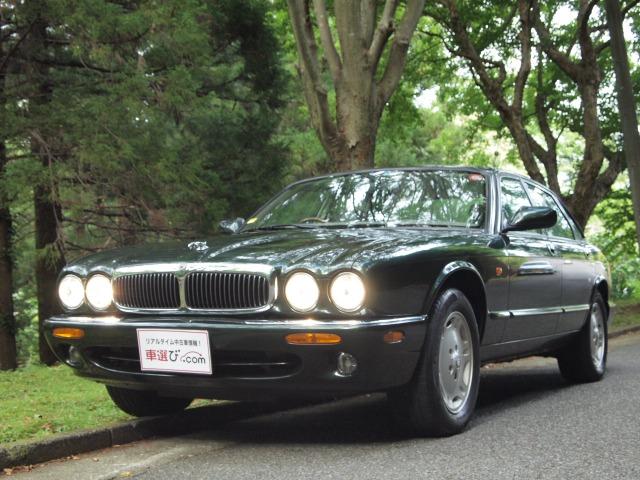 「ジャガー」「XJ8」「セダン」「神奈川県」の中古車4