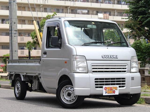 「スズキ」「キャリイ」「トラック」「愛知県」の中古車3