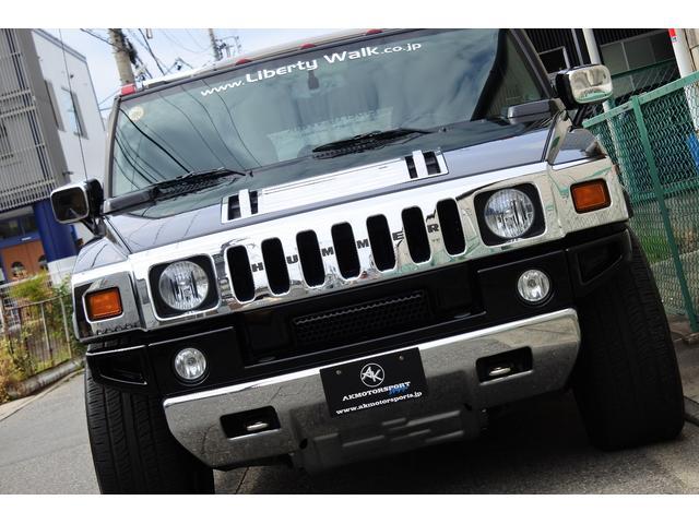 「ハマー」「H2」「SUV・クロカン」「愛知県」の中古車2