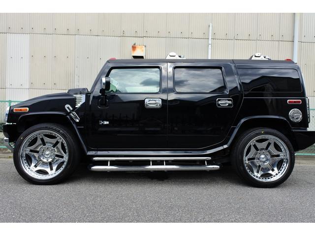 「ハマー」「H2」「SUV・クロカン」「愛知県」の中古車5