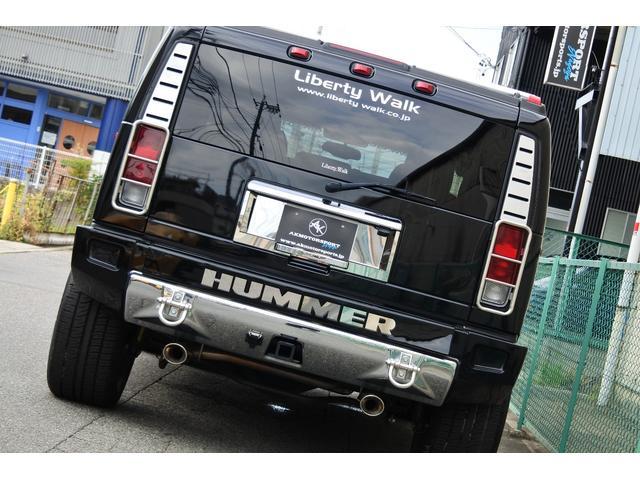 「ハマー」「H2」「SUV・クロカン」「愛知県」の中古車3