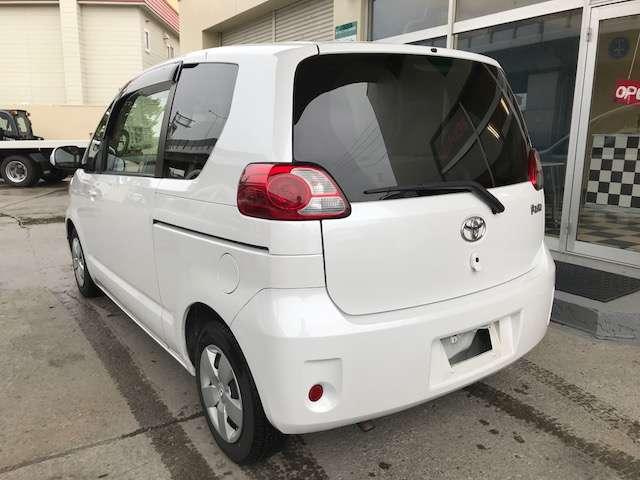 「トヨタ」「ポルテ」「コンパクトカー」「北海道」の中古車5