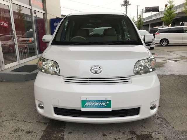 「トヨタ」「ポルテ」「コンパクトカー」「北海道」の中古車3