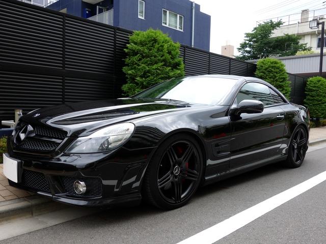 「メルセデスベンツ」「AMG SL63」「オープンカー」「東京都」の中古車