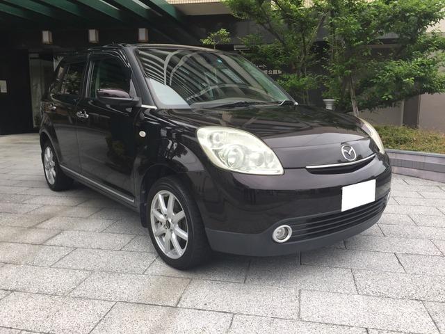 「マツダ」「ベリーサ」「コンパクトカー」「福岡県」の中古車