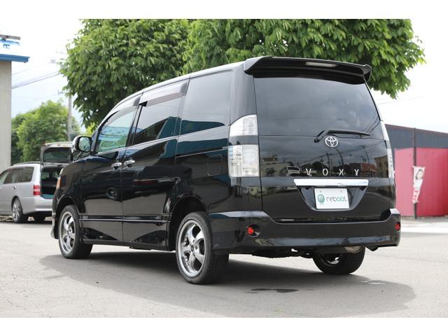 「トヨタ」「ヴォクシー」「ミニバン・ワンボックス」「北海道」の中古車10