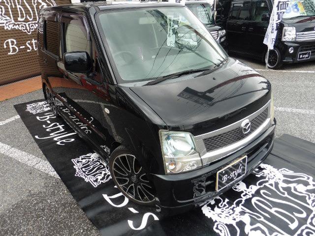 「マツダ」「AZ-ワゴン」「コンパクトカー」「千葉県」の中古車6