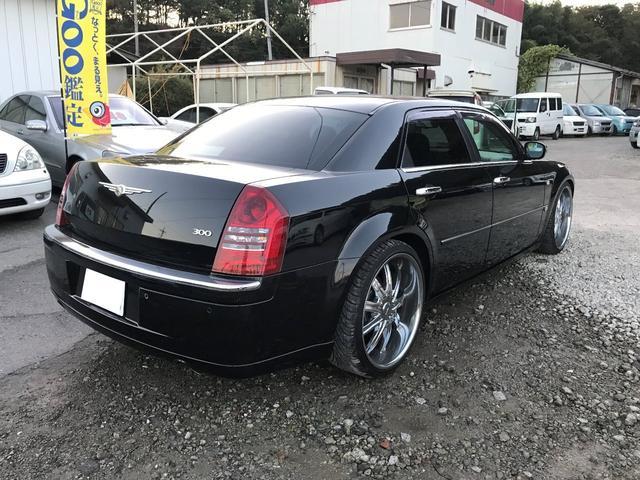 「クライスラー」「300C」「セダン」「千葉県」の中古車5