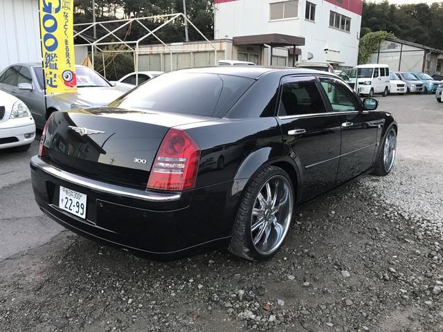 「クライスラー」「300C」「セダン」「千葉県」の中古車8